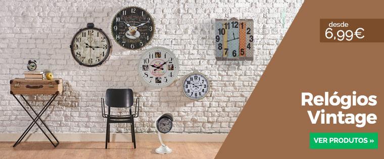Relógios de Parede e Mesas - Zori