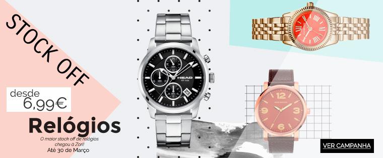 Stockoff Relógios
